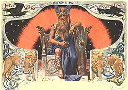 guder i vikingtiden